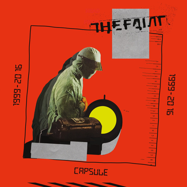 Album cover for CAPSULE:1999-2016 by The Faint