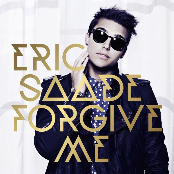 Skivomslag för Eric Saade: Forgive Me