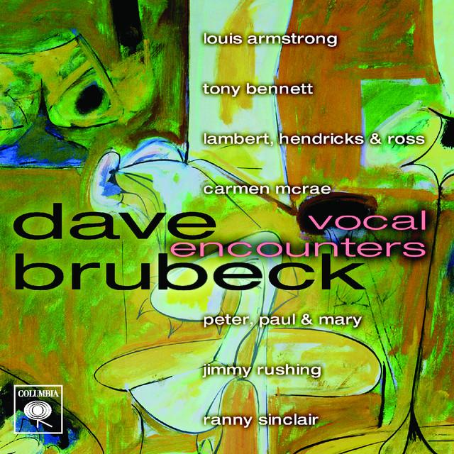 Dave Brubeck Vocal Encounters album cover