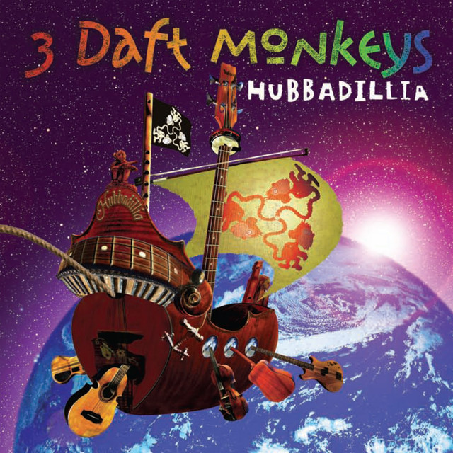3 Daft Monkeys upcoming events