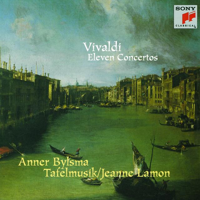 Vivaldi Concerti Albumcover