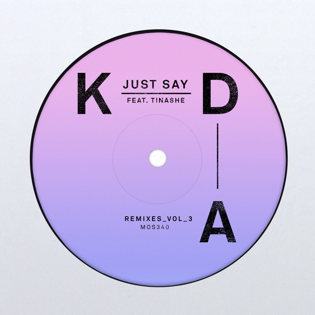 Just Say (Remixes, Vol. 3)