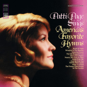 Sings America's Favorite Hymns album