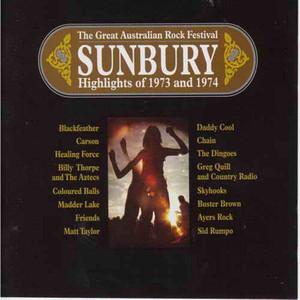 Sunbury - Highlights of 1973 and 1974