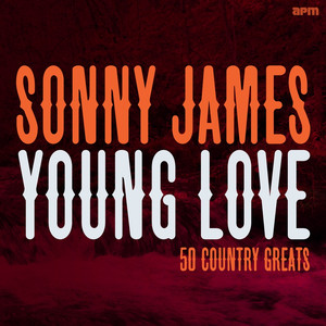 Young Love - 50 Country Greats album