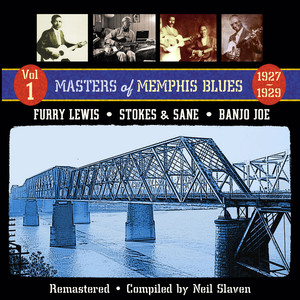 Memphis Blues Masters One album