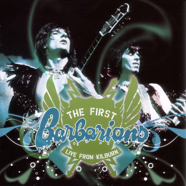 Ron Wood The First Barbarians - Live From Kilburn album cover