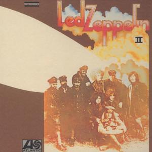 Led Zeppelin II Albumcover