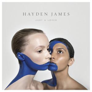 Hayden James Just a Lover cover