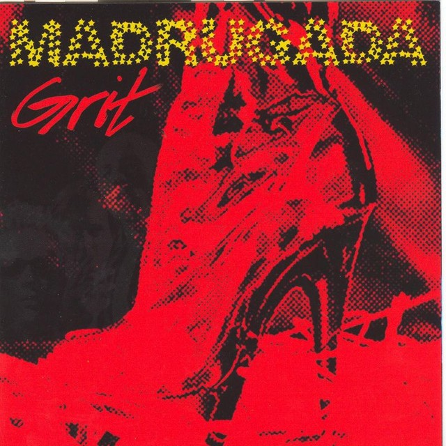 Album cover for Grit by Madrugada