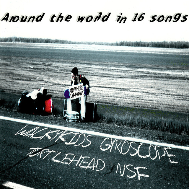 around the world song - 640×640