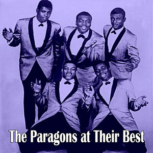 The Paragons at Their Best album