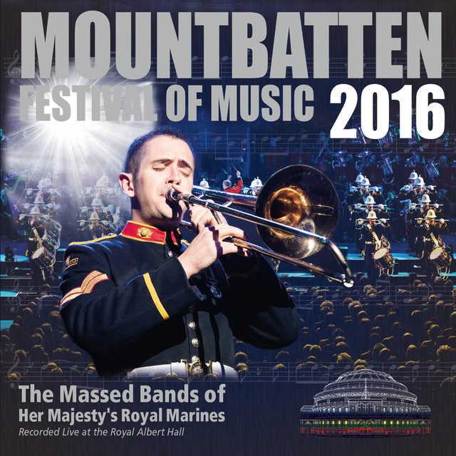 Artwork for Silverado by Massed Bands of HM Royal Marines