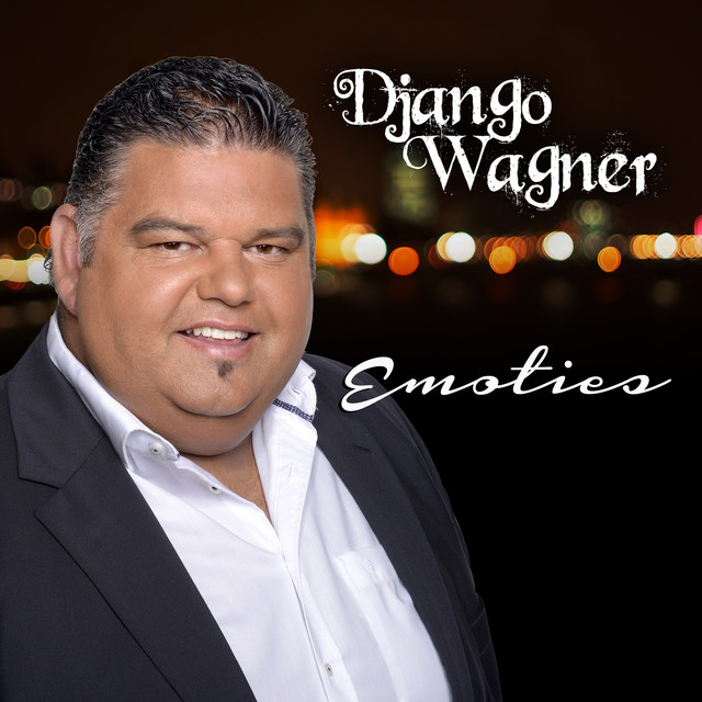 Album cover for Emoties by Django Wagner