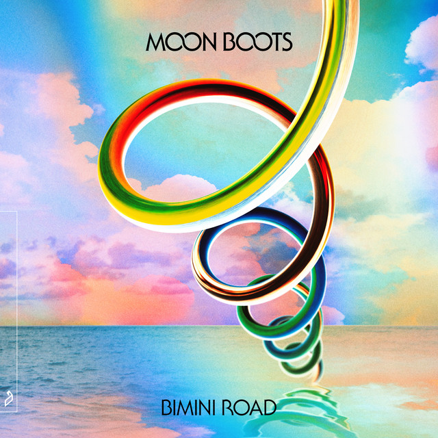 Album cover for Bimini Road by Moon Boots
