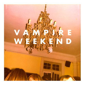 Vampire Weekend Albumcover