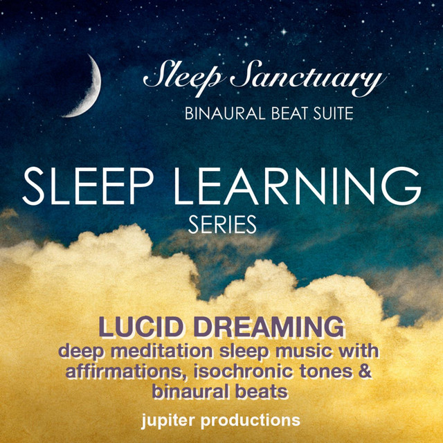 Lucid Dreaming Sleep Learning: Deep Meditation Sleep Music