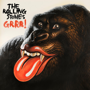 The Rolling Stones Doom and Gloom cover