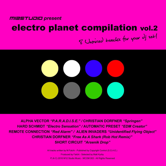 Electro Planet Compilation Vol 2 by Various Artists on Spotify
