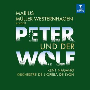 Prokofiev: Peter und der Wolf / Poulenc: Die Geschichte von Babar, dem kleinen Elefanten (Deutsche Fassung) album