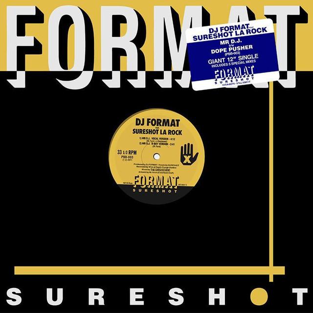 DJ Format featuring Sureshot La Rock
