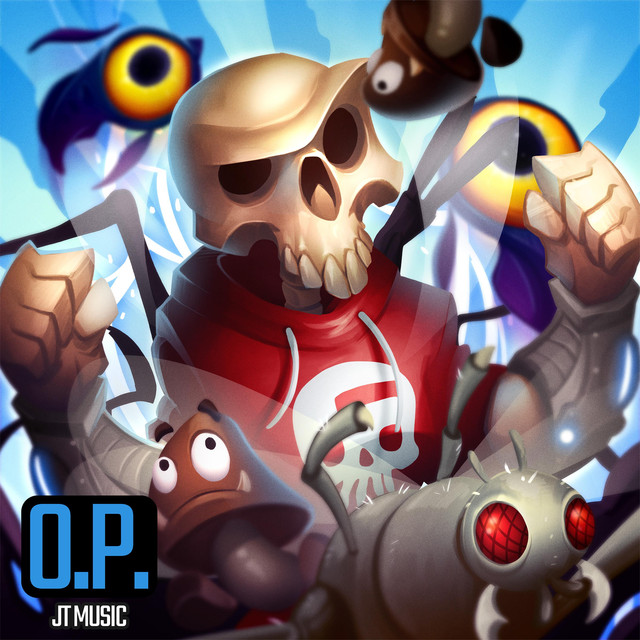 Album cover for O.P. by JT Music