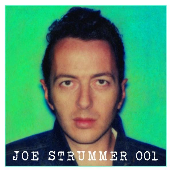 Skivomslag för Joe Strummer: Joe Strummer 001