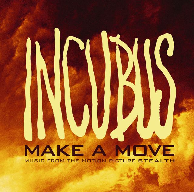 Incubus Make A Move album cover