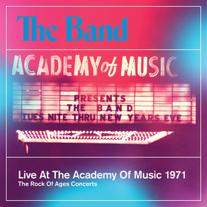 Live at the Academy of Music 1971 album