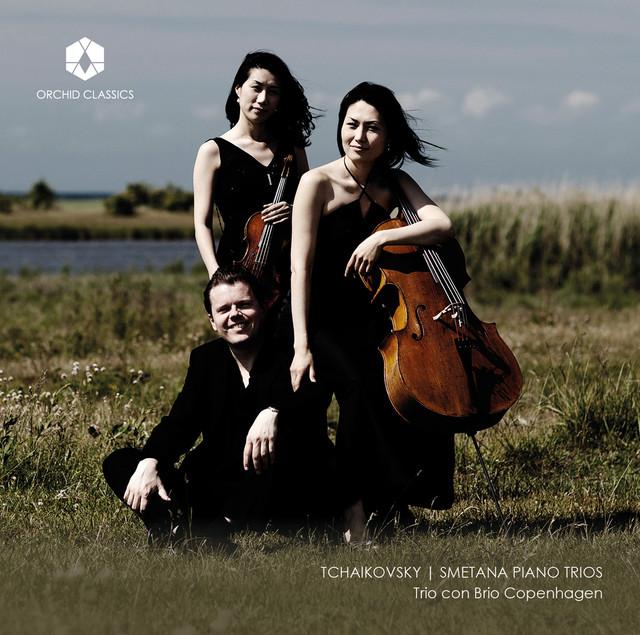 Tchaikovsky & Smetana: Piano Trios Albumcover