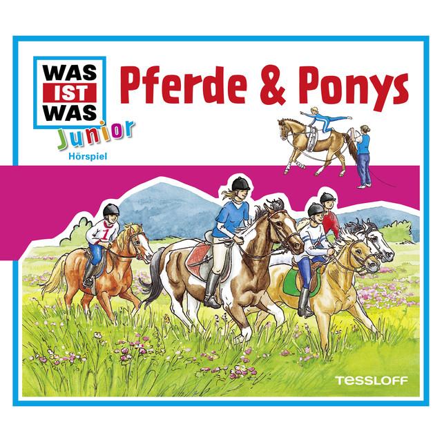 02: Pferde & Ponys Cover