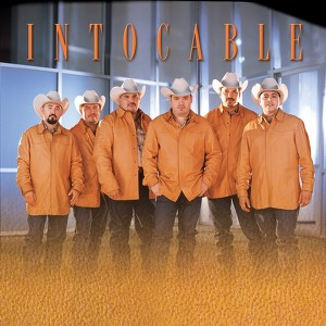 Intocable Albumcover