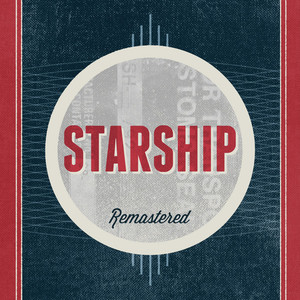 Starship Albumcover