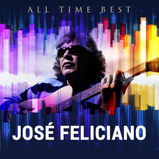 All Time Best: José Feliciano Albumcover