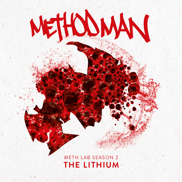 Album cover for Meth Lab Season 2: The Lithium by Method Man