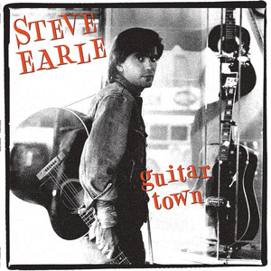 Steve Earle My Old Friend The Blues - Live In Chicago/1986 cover