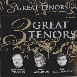 3 Great Tenors album