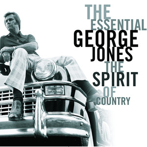 George Jones, Leon Russell The Window Up Above cover