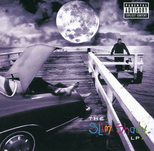 The Slim Shady LP Albumcover