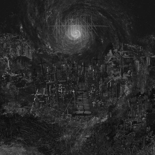 Album cover for Cinereous Incarnate by Abstracter