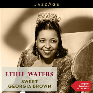 Sweet Georgia Brown (Original Recordings 1923 - 25) album