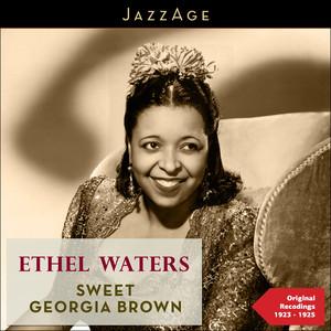 Ethel Waters Sweet Georgia Brown cover