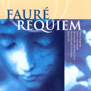 Fauré: Requiem etc. album