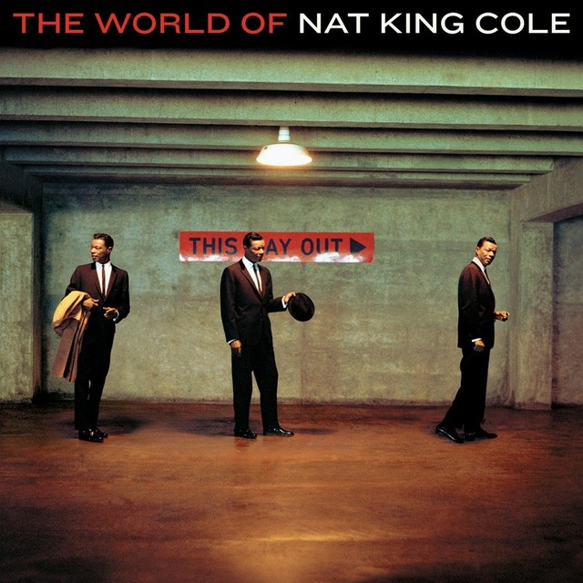 The World Of Nat King Cole - His Very Best Albumcover