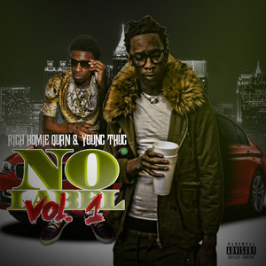 No Label Vol. 1 Albumcover