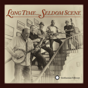 The Seldom Scene John Starling Wait a Minute cover
