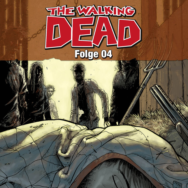 The Walking Dead, Folge 04 (Hörspiel) Cover