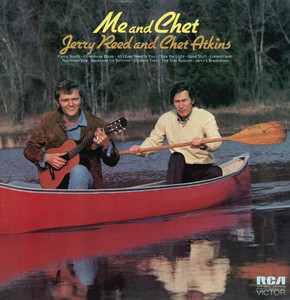 Chet Atkins, Jerry Reed I Saw The Light cover