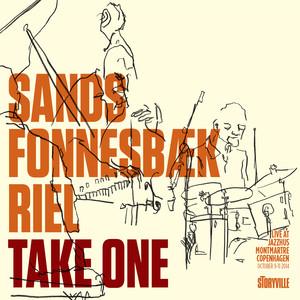 Take One - Live at Jazzhus Montmartre, Copenhagen