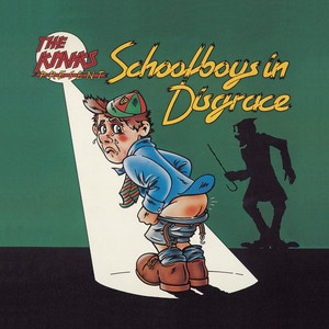 Schoolboys in Disgrace Albumcover